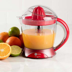 Oferta ➤ Espremedor de Frutas Fun Kitchen Max – Preto   . Veja essa promoção