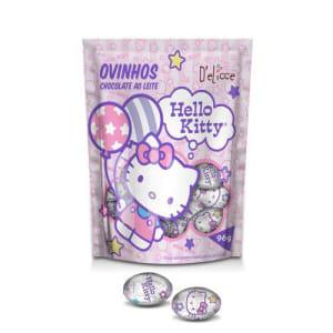Mini Ovos Hello Kitty 96g Delicce