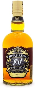 Whisky Chivas Regal XV Anos 750ml
