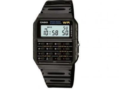 Relógio Masculino Casio Digital - Resistente à Água Cronômetro CA-53W-1Z