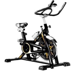 Bicicleta Ergométrica Kikos F3i Spinning até 100 kg
