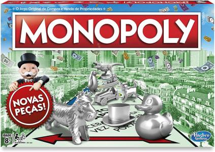 Jogo Hasbro Gaming Monopoly - C1009 Hasbro
