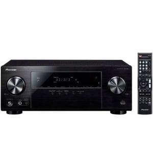 Receiver Pioneer VSX532 5.1 Canais 840W Hdmi Bluetooth Ultra HD 110V