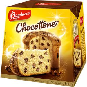 Chocottone Bauducco - 500g