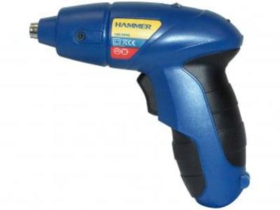Parafusadeira Hammer 4,8V PF48 - 180 rpm