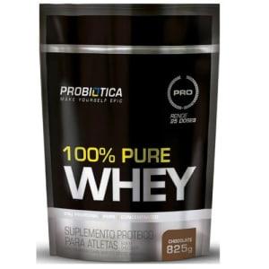 100% Pure Whey Refil 825g - Probiótica Chocolate