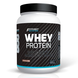 Whey Protein 450G - Fitfast Nutrition