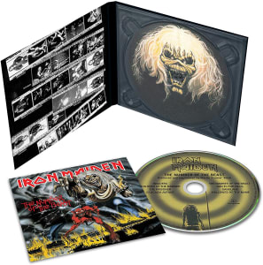 Iron Maiden - The Number Of The Beast (Remastered) [CD]