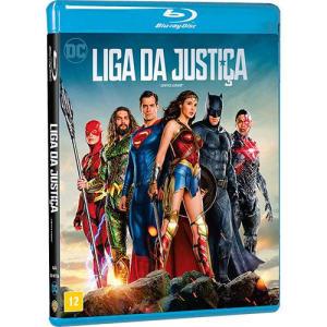 Blu-ray Liga da Justiça