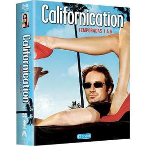 Oferta ➤ DVD – Coleção Californication 1ª a 6ª Temporada (12 discos)   . Veja essa promoção
