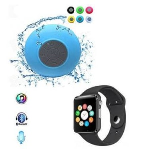 Kit Top Relógio Inteligente A1 Smart-Android-Chip + Caixa Som Bluetooth Prova D'agua - Magazine Ofertaesperta