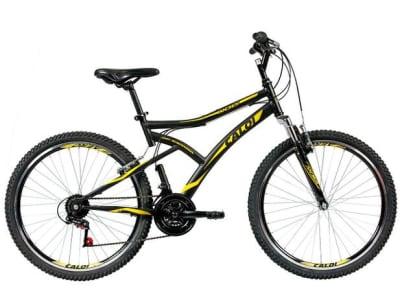 Mountain Bike Aro 26 Caloi Andes Aço Freio V-Brake - 21 Marchas - Magazine Ofertaesperta