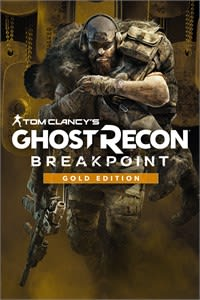 Game Tom Clancy's Ghost Recon Breakpoint - Gold Edition - Xbox One