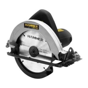 "Serra Circular Para Madeira 7.1/4"" 1100 Watts - GYSC1100 - Hammer"