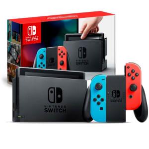 Console Nintendo Switch 32GB (2019) - HBDSKABA1 / HBDSKAAA1
