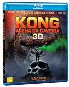 Kong: A Ilha Da Caveira 3D [Blu-Ray]