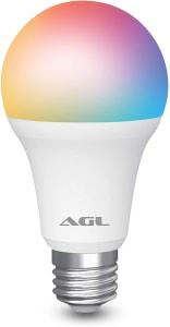 Lâmpada Inteligente Wifi Agl - LED 9W