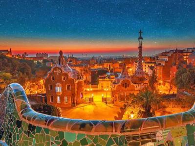 Pacote Barcelona - 2021 Aéreo + Hotel