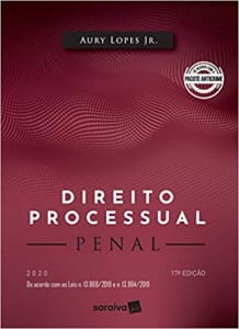 Direito Processo Penal - 17ª Edição 2020 (Português) Capa comum – 12 Abril 2020