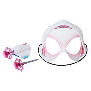 Máscara com Lança Teia - Disney - Marvel - Homem Aranha - Spider Gwen - Hasbro