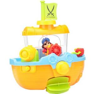 Oferta ➤ Brinquedo de Banho – Navio Pirata – First Steps   . Veja essa promoção