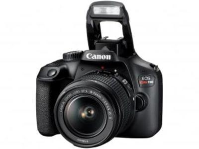 Câmera Digital Canon Semiprofissional - EOS Rebel T100 Wi-Fi - Magazine Ofertaesperta