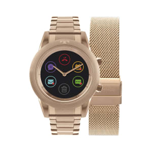 Relógio Technos Connect Feminino Rosé Smartwatch P01AE/4P