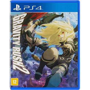 Game Gravity Rush 2 - PS4