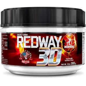 Redway 3D Pré Treino - USA - 300G