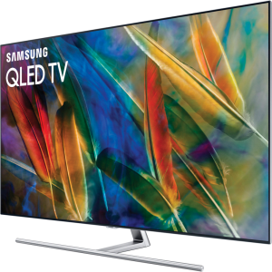 """Smart TV QLed Samsung 65"""", 4K, com Tela de Pontos Quânticos, WiFi, HDMI - QN65Q7FAMGXZD"""