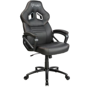Cadeira Gamer Husky Gaming Frost Black Orange - HFR-BO