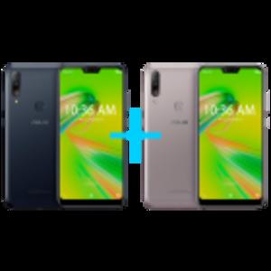 Zenfone Max Shot 3GB/32GB Preto + Zenfone Max Shot 3GB/32GB Prata