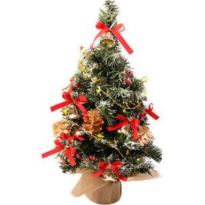 Árvore de Natal de Mesa Decorada 45 cm - Orb Christmas