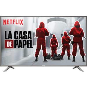 """Smart TV LED 49"""" SEMP 49SK6200 Ultra HD 4K HDR com Wifi Integrado 3 HDMI 2 USB Conversor Digital Integrado"""
