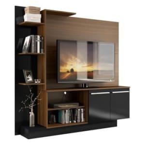 Estante Home Theater para TV Denver Multimóveis Duna Acetinado