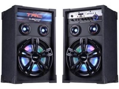 Oferta ➤ Caixa de Som Amplificadora TRC Caixa Acústica – TRC 339 200W Bluetooth USB com Microfone – Magazine Ofertaesperta   . Veja essa promoção