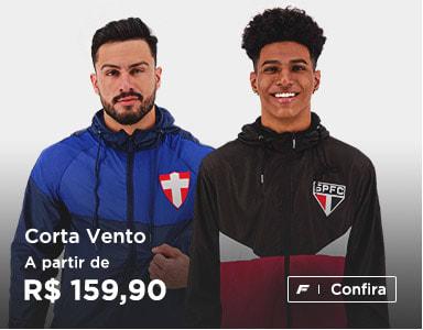 Jaquetas Corta Vento a Partir de R$ 159,90