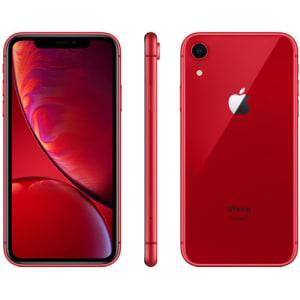 "iPhone XR 64GB Vermelho Tela 6.1"" iOS 12 4G 12MP - Apple"