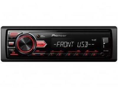 Som Automotivo Pioneer MP3 Player AM/FM USB - Auxiliar MVH-98UB