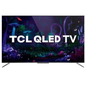Smart TV TCL QLED Ultra HD 4K 55' Android TV com com Google Assistanti - QL55C715