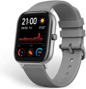 Relógio Amazfit GTS A1914 - Cinza