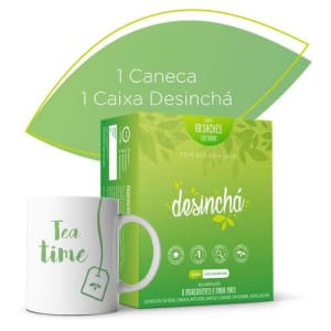 Kit Desinchá 60 Dias + Caneca Exclusiva