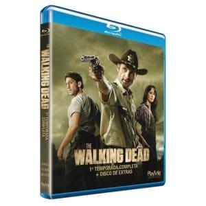 Blu-Ray The Walking Dead - 1ª Temporada - 2 Discos