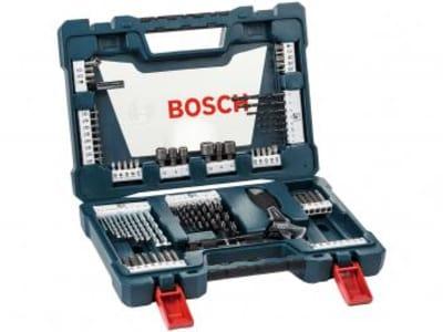 Kit Ferramentas Bosch 83 Peças  V-Line 83 - com Maleta