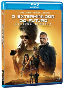 O Exterminador Do Futuro: Destino Sombrio [Blu-Ray]