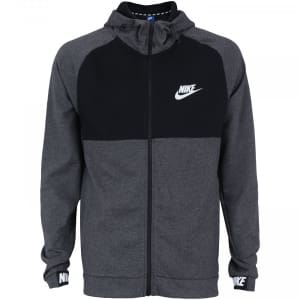 Jaqueta com Capuz Nike Sportswear AV15 Hoodie FZ FLC - Masculina