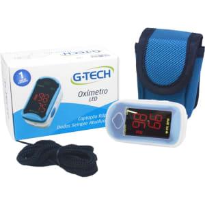 Oxímetro G-tech Led