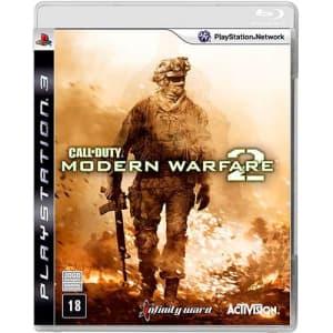 Game Call Of Duty: Modern Warfare 2 - PS3