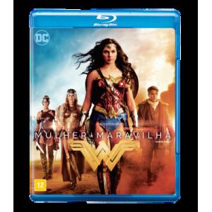 Mulher Maravilha (Blu-Ray) (DVD)