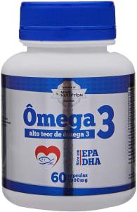 Mais Nutrition Omega 3 1000mg 60 Capsulas